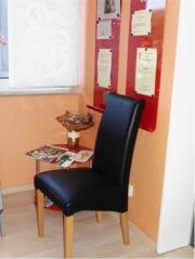 Bild 1 - Wartebereich der Praxis für Osteopathie und Naturheilkunde von Martina Scheunemann in Herne