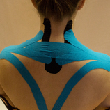 Kinesiotaping am Rücken - Praxis für Osteopathie und Naturheilkunde in Herne