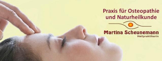 Titelbild der Praxis für Osteopathie und Naturheilkunde in Herne von Martina Scheunemann